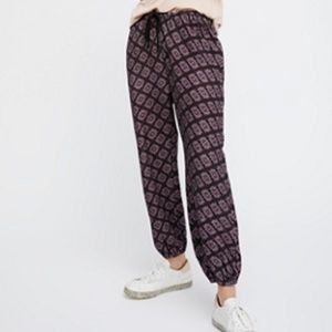 Free People NWT French Terry Pant Size S